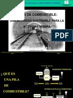 Pilas de Combustible