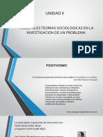 Sociologia El positivismo