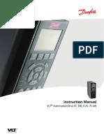 131b0314_im Danffos VLT manual