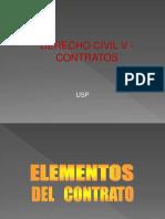 Elementos Del Contrato.del Contrato