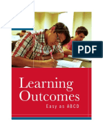 Writing Perfect Learning Outcomes