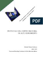 PROTOCOLO DEL CENTRO NACIONAL DE ALTO RENDIMIENTO.docx