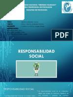 Trabajo Responsabilidad Social