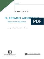 Matteucci Nicola - El Estado Moderno