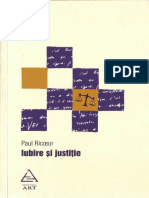 Paul Ricoeur - Iubire si justitie 2009 ocr.pdf