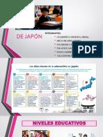 Sistema Educativo de Japón
