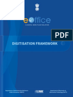Digitization framework