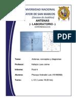 Laboratorio de Antenas 4