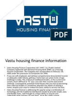Vastu Finance I home loan provider in Mumbai I