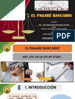 Diapositivas Pagare Bancario