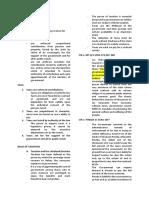 Taxation 1 Summarized