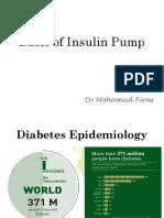 Basic Insulin Pump