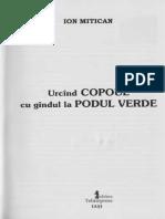 Ion Mitican - Urcand Copoul Cu Gandul La Podul Verde