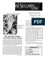 Michigan Bar SSA Newsletter
