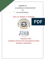 Dulamani IB Report A