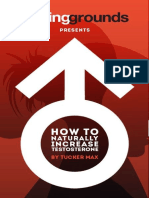 Max, Tucker - How To Naturally Increase Testosterone-The Mating Grounds (2014).epub