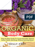 Organic Body Care Step-by-Step Guide.epub