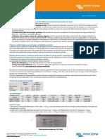 Datasheet Lead Carbon Battery FR