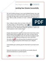 Dream Meanings 4