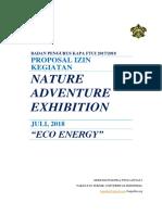 Proposal NAE 2018