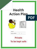 Health Action Plan