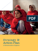 2017 Pakistan Menstruation Hygiene C4D Strategy and Action Plan