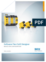Online Help Software Flexi Soft Designer en IM0040120