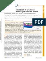 Ferrari Raman Spectroscopy on Graphene Suppl