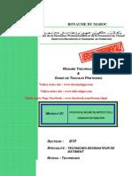 Module n1 Situation Au Regard Du Metier Et de La Demarche de Formation Tdb Ofppt