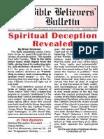 09-Sept Bible believers bulletin