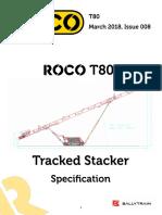 Oco t80 Spec Sheet