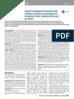 Aspirin for Evidence Based Preeclamsia Prevention Trial
