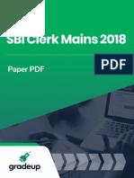 Sbi Clerk Mains Question Paper 2018.PDF 83