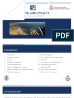 JOSEMARÍA COPPER-GOLD PROJECT NI 43-101 TECHNICAL REPORT (PROVINCIA DE SAN JUAN,  ARGENTINA)