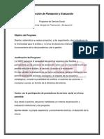 Dirección de Planeación y Evaluación