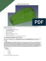 Tutorial Free CAD Ok