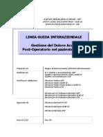 Linea Guida Dolore Postoperatorio adulto 9 12 2010.pdf