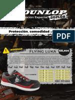Promo Dunlop - Zapatos de Seguridad