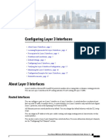 Configuring Layer 3 Interfaces