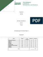 Physics Lab Report 1