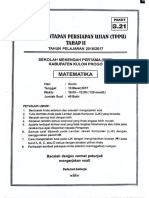 Try Out Matematika SMP