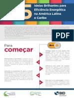 25 Ideias Brilhantes Para Eficiência Energética Na América Latina e Caribe