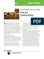 Copy of Seed and Seedling Biology