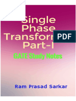 Chap 1 Single PhaseTransformer