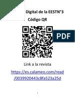 Revista Digital de La EESTN