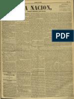 La Nación (Madrid. 1849). 19-5-1849 Contra Roma