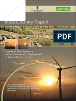 India Country Report on Smart Grids