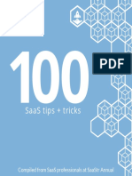 SaaStr 100SaaS Tips