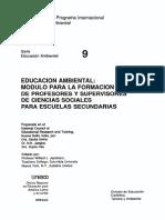 Libro 54 Ecologia y Educacion Ambiental 199pg