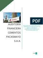 Análisis Financiero - Cementos Pacasmayo (2) (Autoguardado)